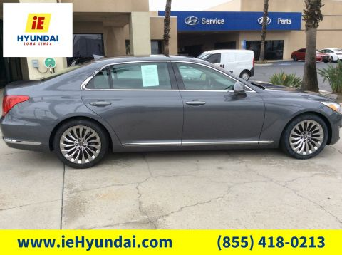 Pre-Owned 2017 Genesis G90 3.3T Premium RWD 4D Sedan